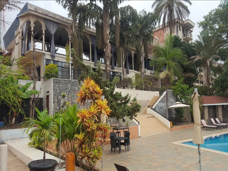 COUNTRY LODGE HOTEL Freetown Sierra Leone