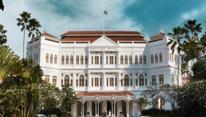 RAFFLES-HOTEL REVIEW SINGAPORE