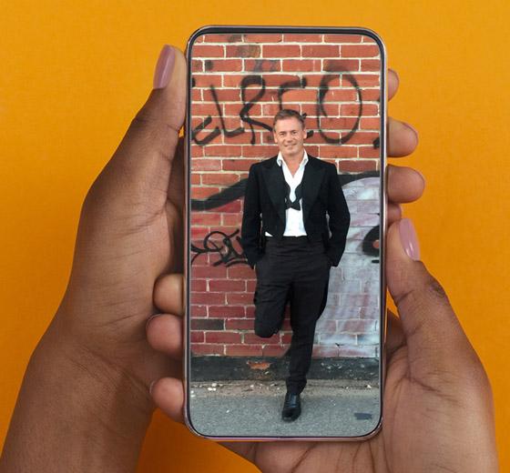KB bond mobile screen